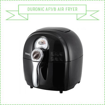 Duronic AF1 /B Healthy Oil Free Air Fryer