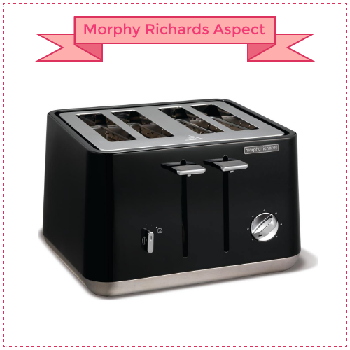Morphy Richards Four Slice Toaster
